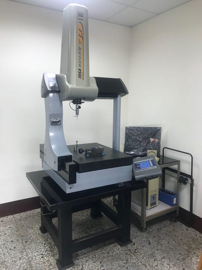 3D precise measuring instrument